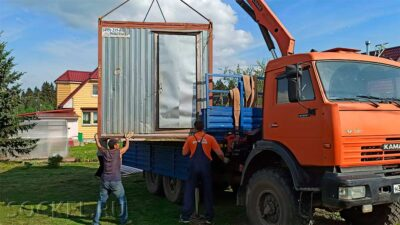 Реконструкция дома, Истра, Московская область