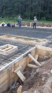 Строительство двухэтажного дома г. Чехов