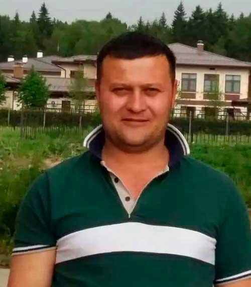 Михаил Епишкин
