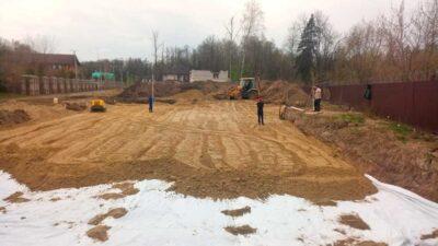Строительство жилого дома, городской округ Щелково