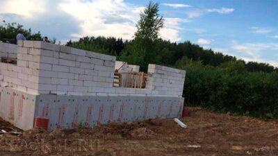 Строительство жилого дома, Шишкин Лес, Новая Москва
